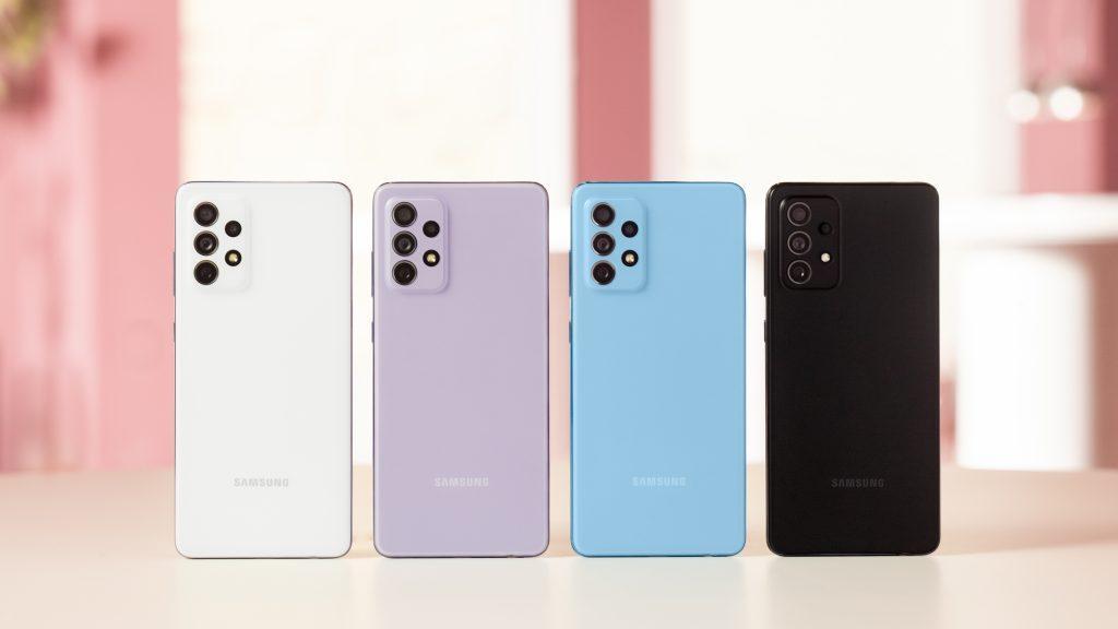 Samsung Galaxy A52 или Samsung Galaxy A72: чем они отличаются