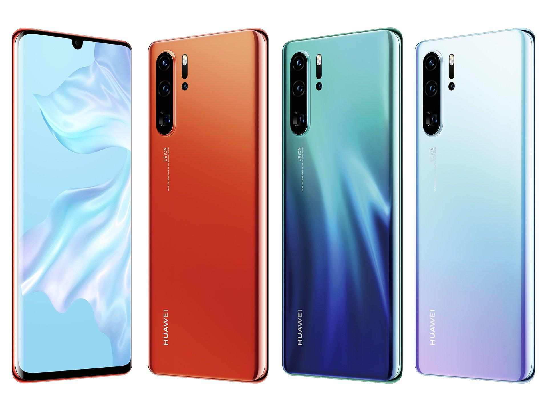Владельцы Huawei P30 сообщают обыстром разряде аккумулятора после обновления
