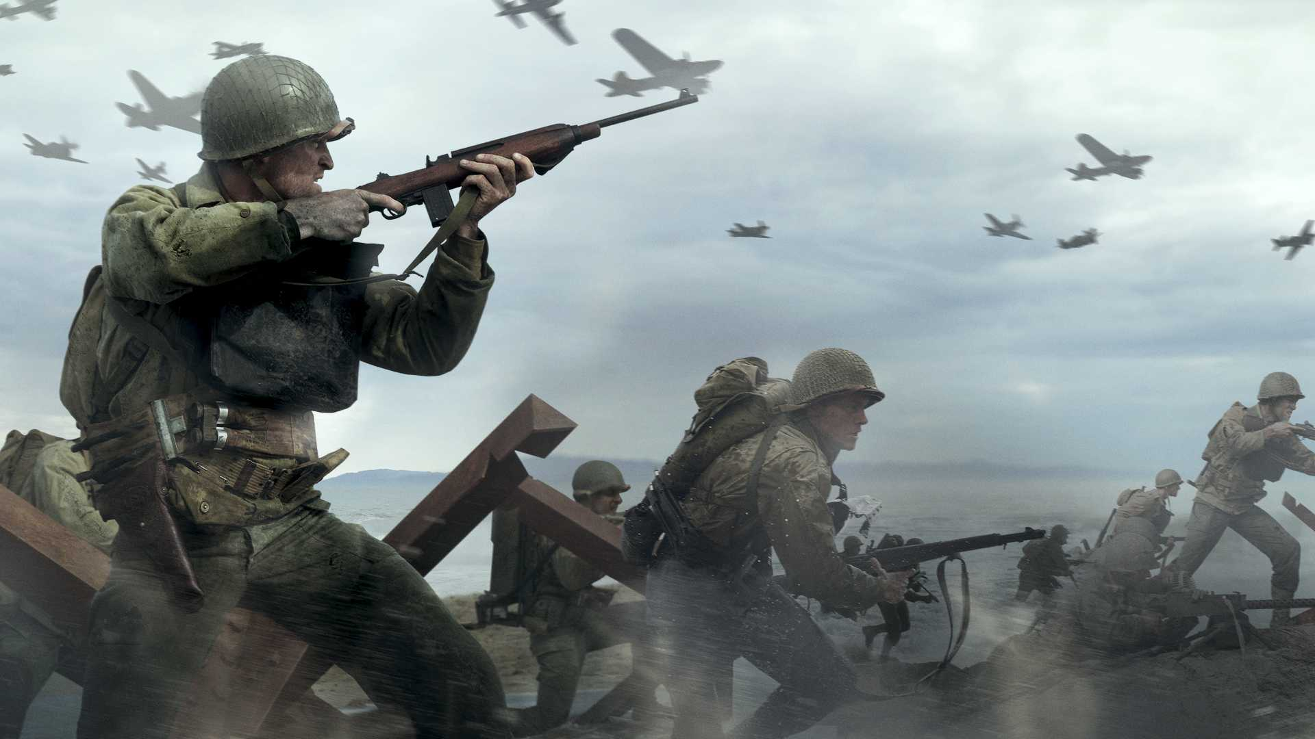 Авторы Call of Duty: WWII будут заниматься новой Call of Duty 2021