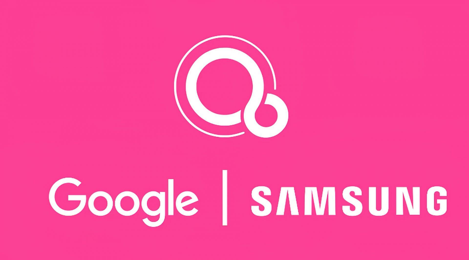 Google готовит новую операционную систему теперь совместно сSamsung