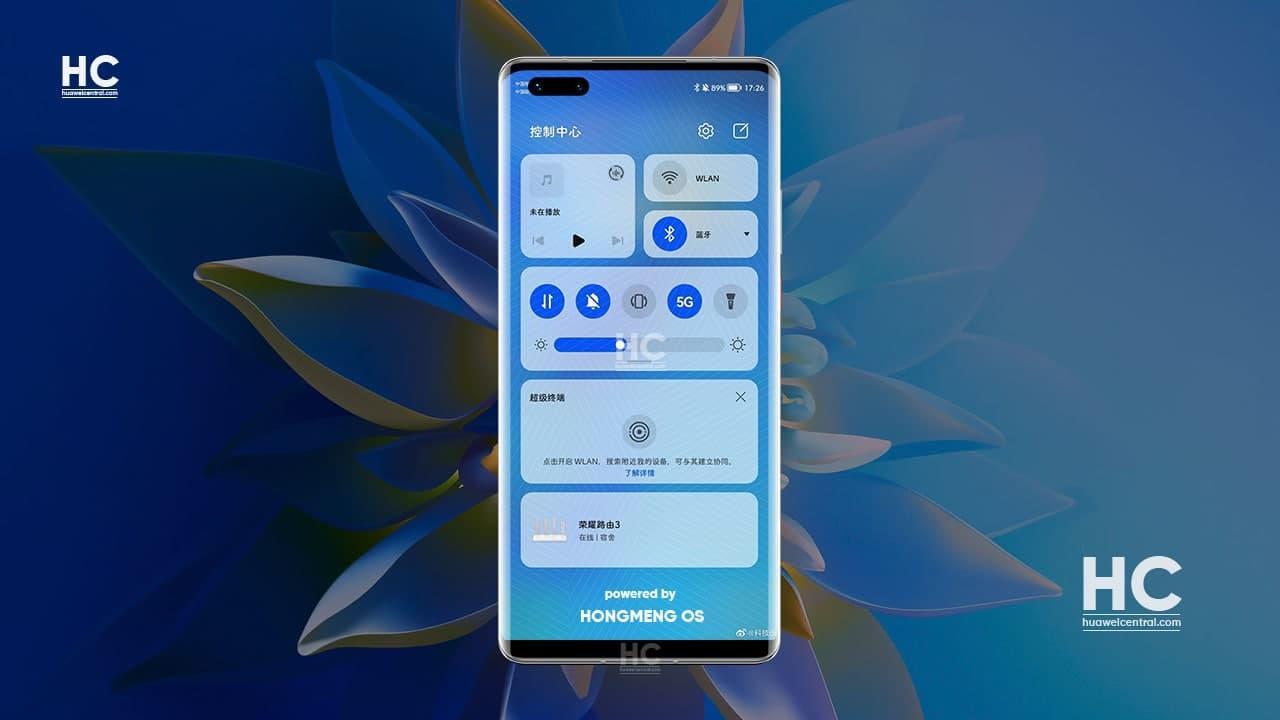 Harmony OSрасходует аккумулятор значительно меньше, чем Android