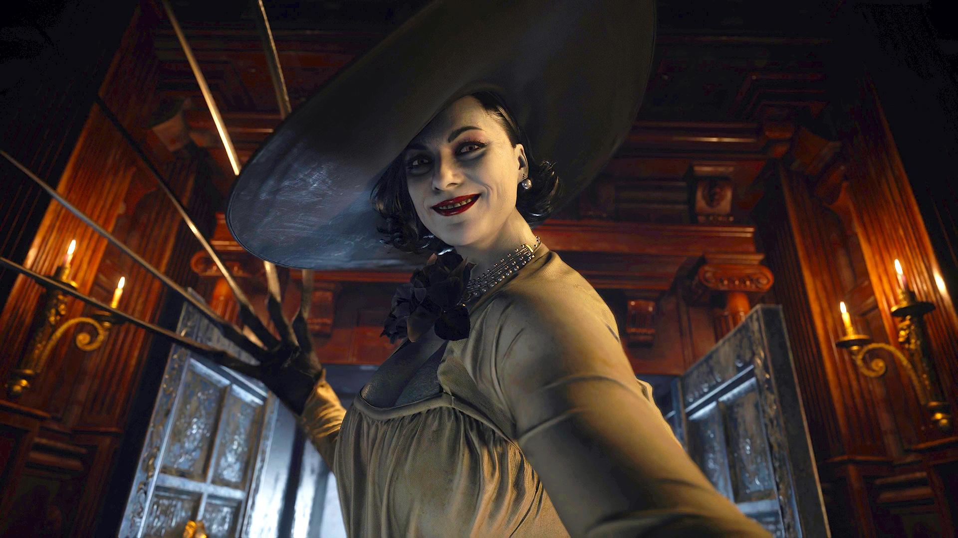 Первые оценки ирелизный трейлер Resident Evil Village