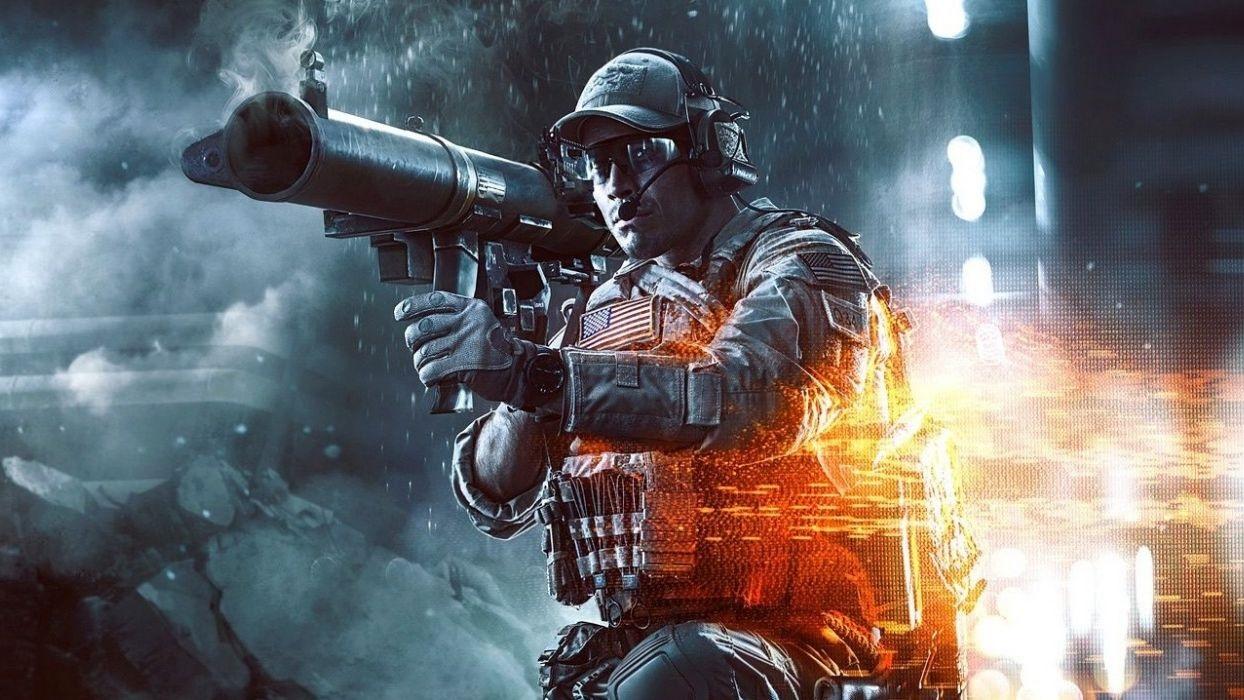 Первые слухи о Battlefield 6. США против России, недалекое будущее и многое другое