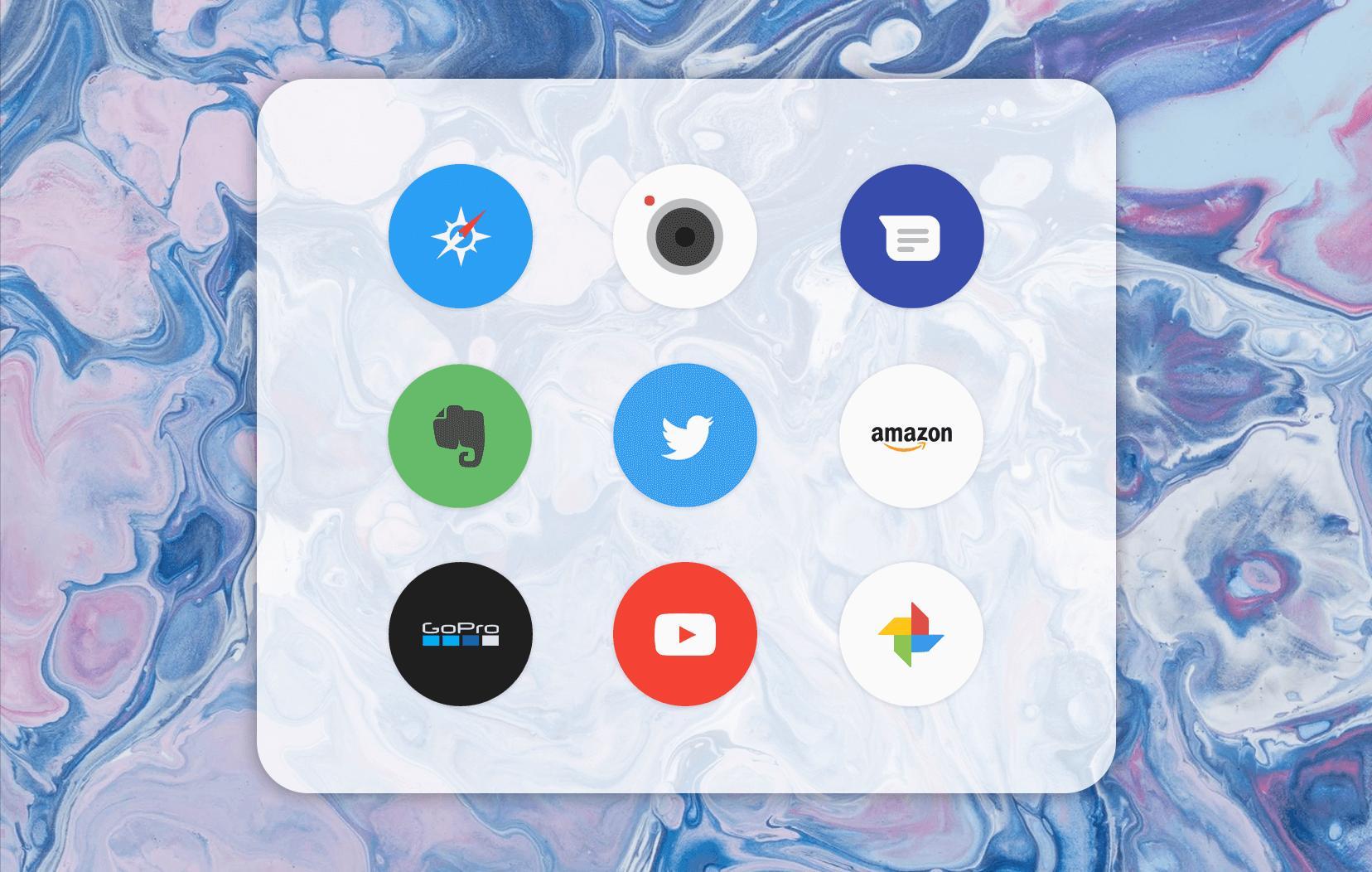 Платные иконки для Android бесплатно. Скачиваем 23 набора