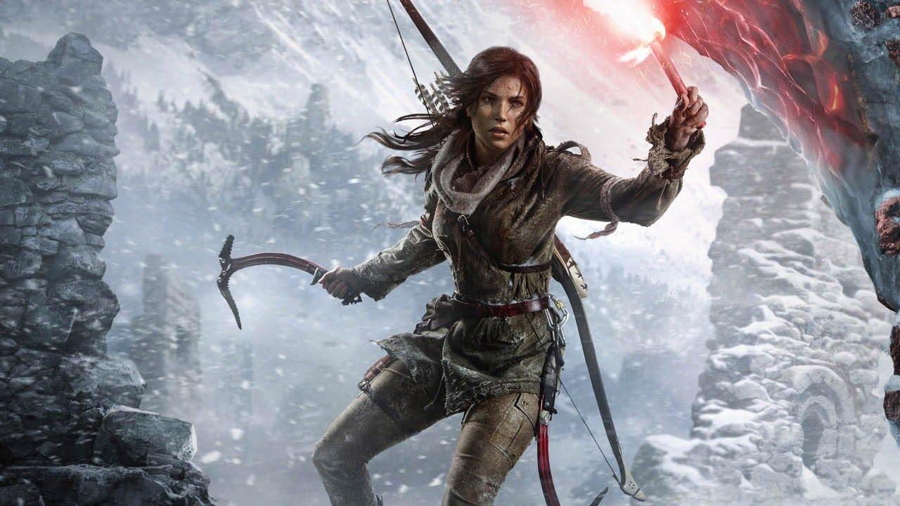 По слухам Rise of the Tomb Raider будет бесплатной в EGS