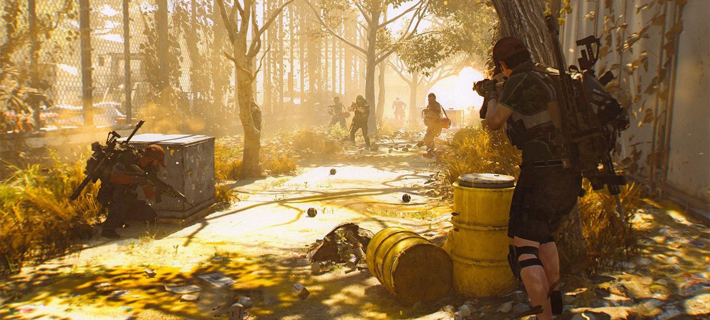 Всеть слили геймплей бесплатной The Division Heartland, которую еще неанонсировали