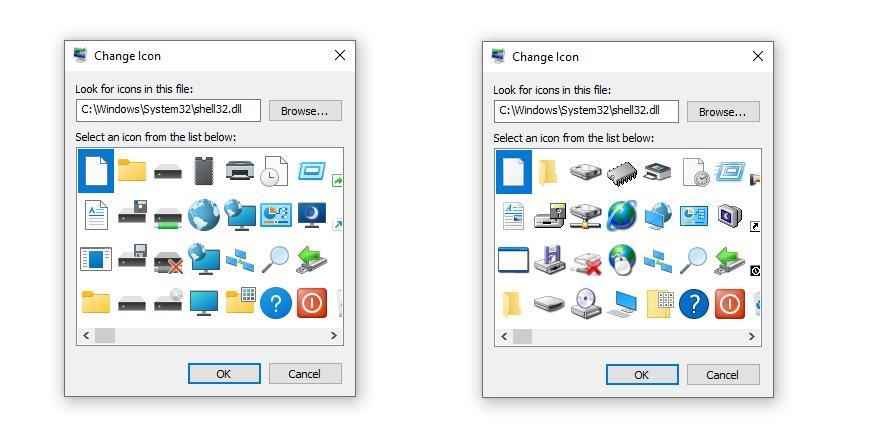 ВWindows 10 скоро неостанется иконок изWindows 95