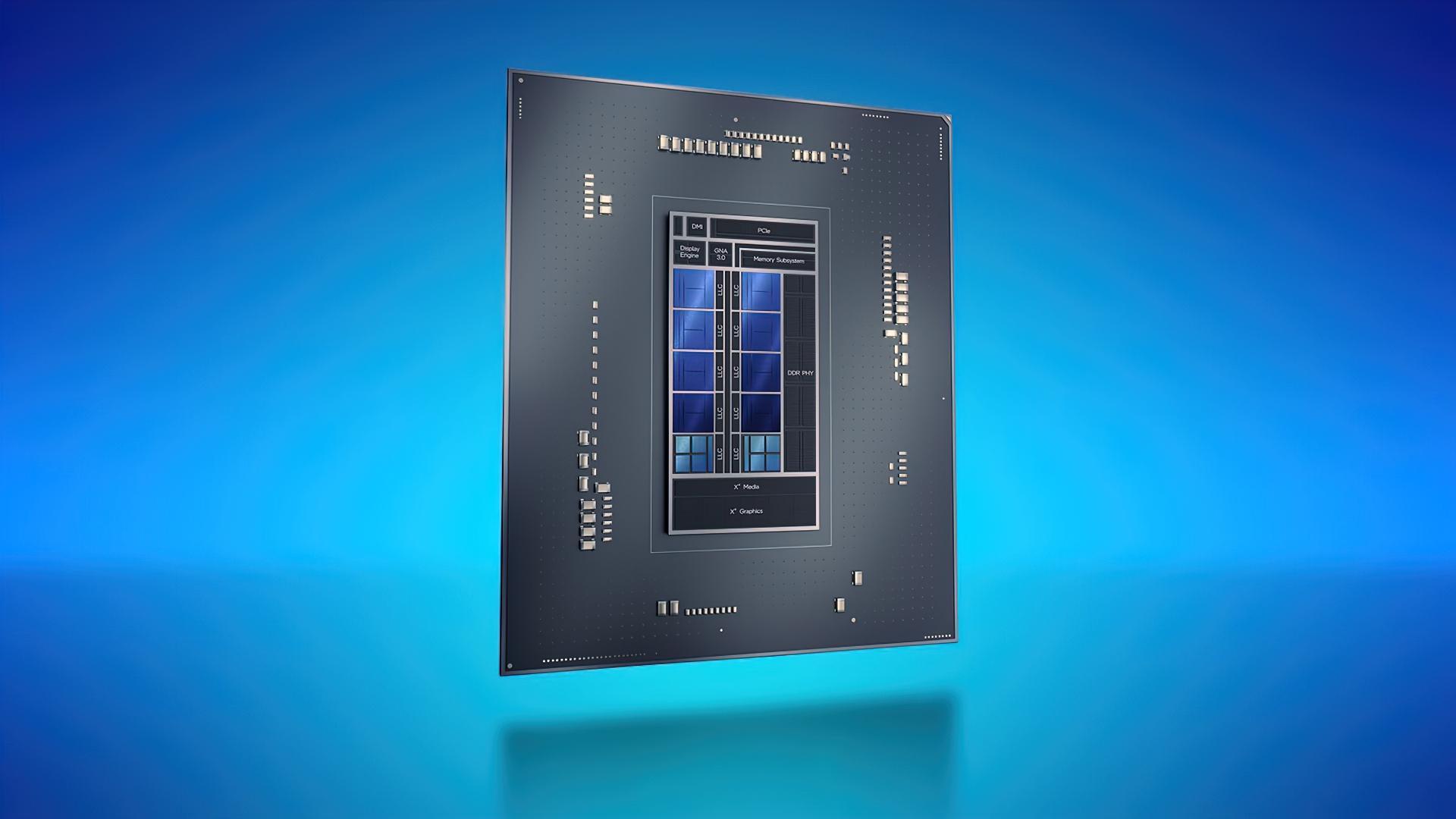 Intel Core i5-12400 Alder Lake шустрее AMD Ryzen 5 5600X вутекших бенчмарках