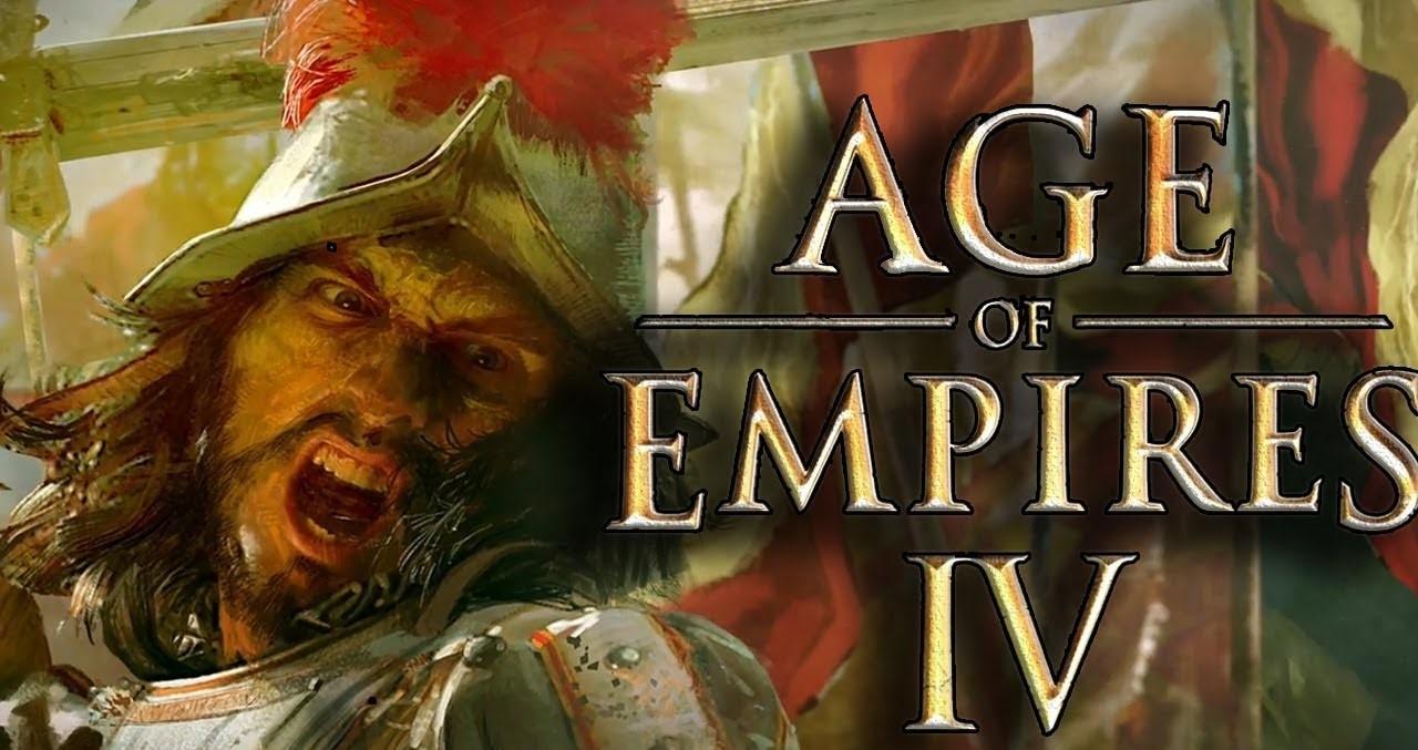 Новый ролик грядущей стратегии Age ofEmpires IVпосветили французам