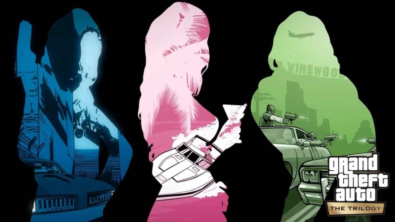 Первые детали сборника Grand Theft Auto: Trilogy — The Definitive Edition