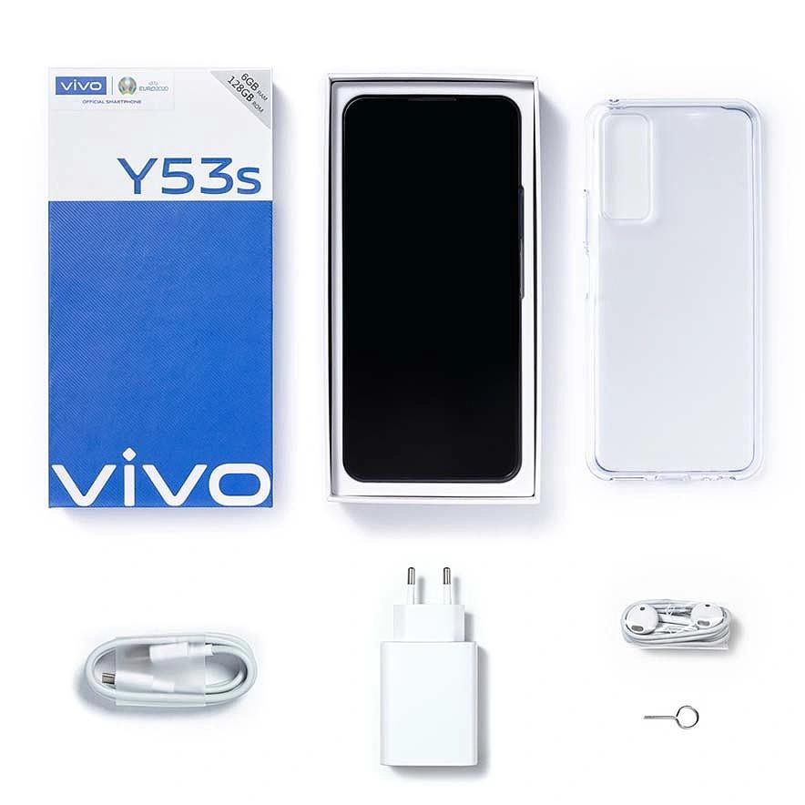 Уvivo новинка — смартфон Y53s