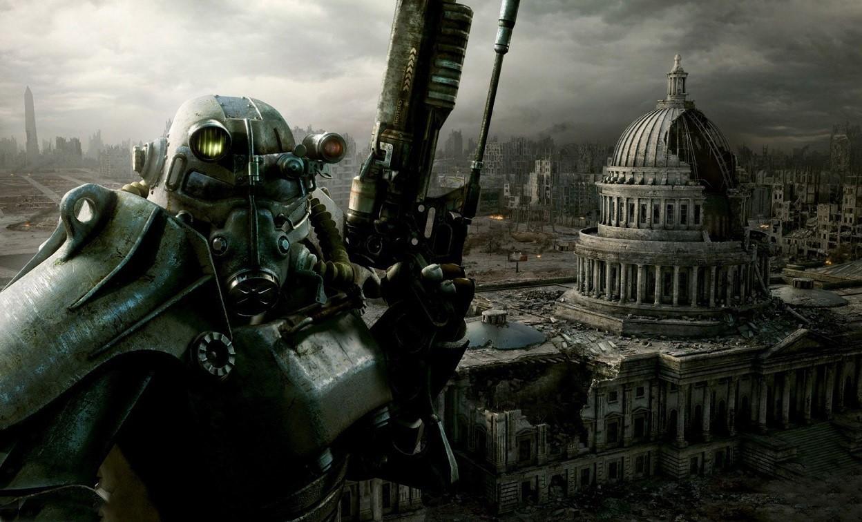 ВSteam проходит распродажа серии Fallout. Скидки достигают 75%