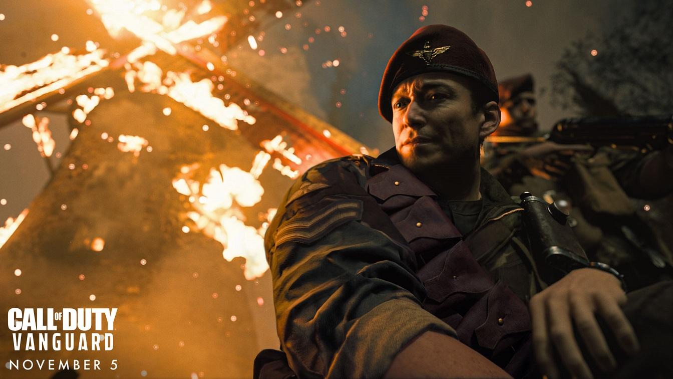 Вышел новый сюжетный трейлер Call of Duty: Vanguard
