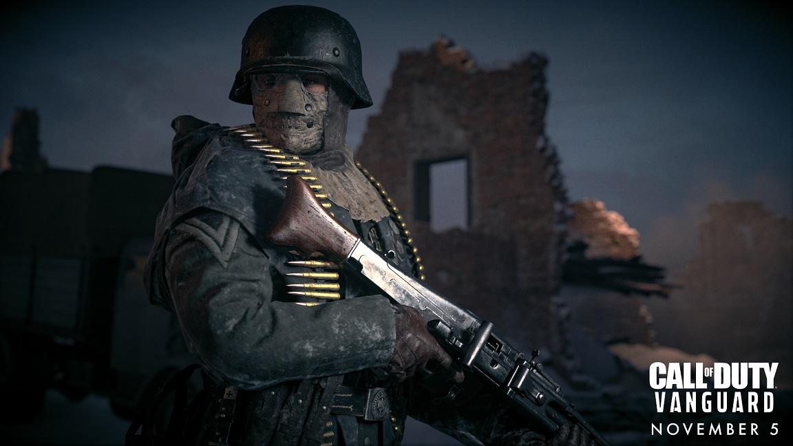 Вышел предрелизный трейлер Call of Duty: Vanguard