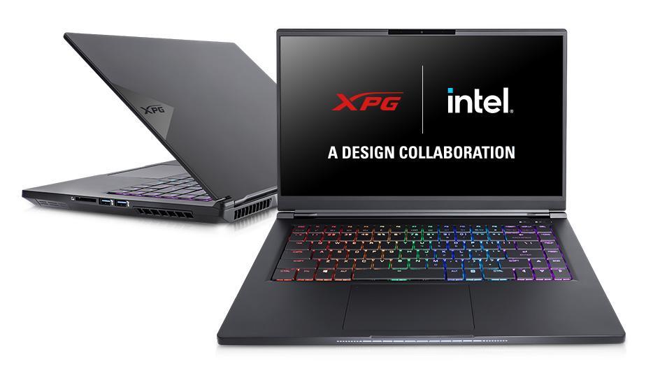 XPG представляет игровой ноутбук XENIA 15 KC