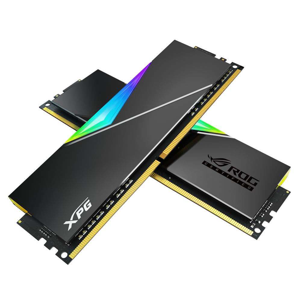 ADATA XPG анонсирует модули памяти SPECTRIX D50 DDR4, сертифицированные ROG