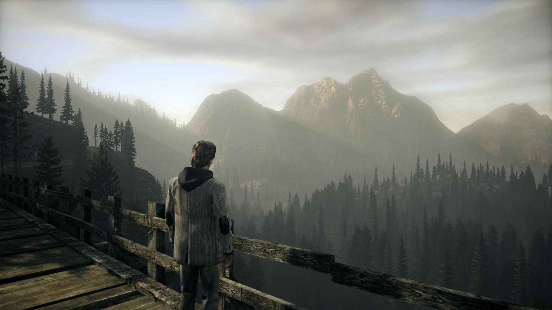 Alan Wake 2 находится вразработке. Слухи