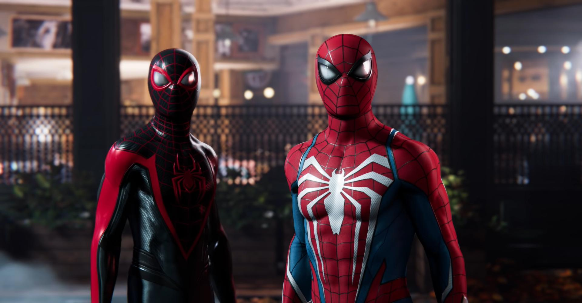 Анонсирован эксклюзив Человек-паук 2. Трейлер игры стал самым популярным наPlayStation Showcase 2021