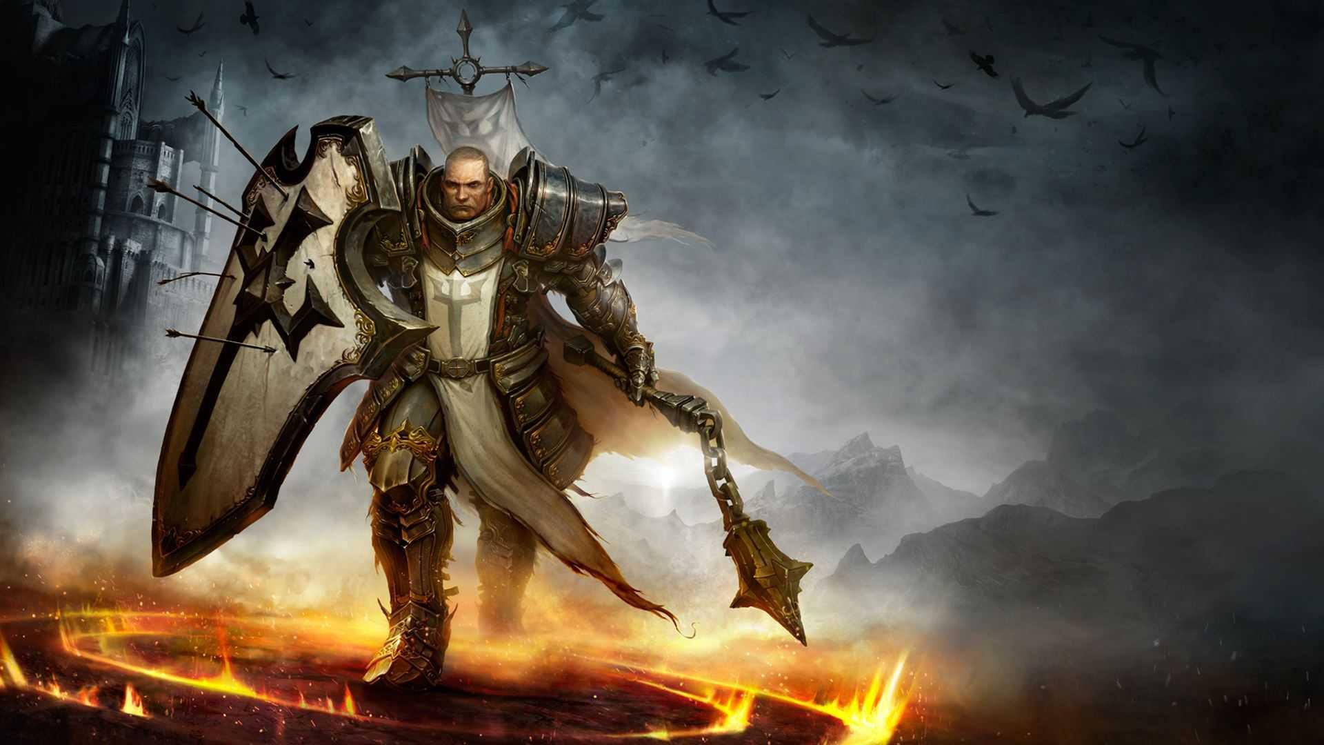 Художник изУкраины показал как выгляделабы Diablo 4 наUnreal Engine 4