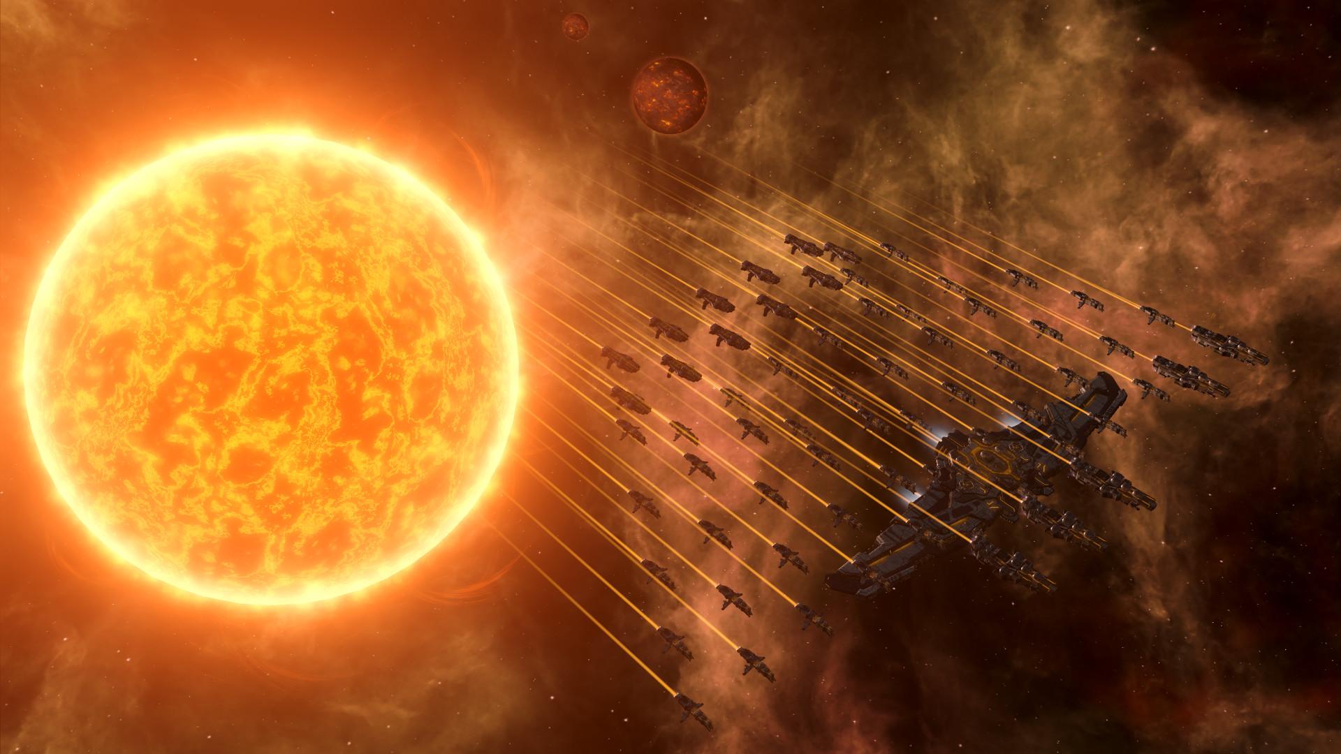 Одна излучших глобальных космических стратегий стала временно бесплатной вSteamававва