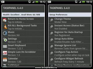 TaskPanel