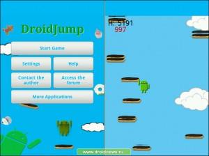 Droid Jump