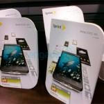 Белый HTC Evo 4G