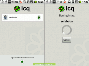 ICQ Mobile для Android