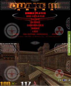 Quake 3 droid