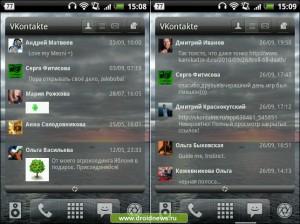 Vkontakte Widget