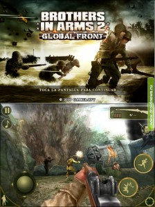 Brothers in Arms 2. Global Front