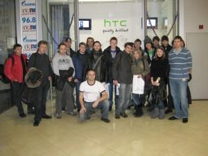 Финалисты городской игры HTC Quest