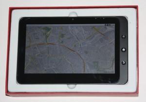 ViewPad 10 в рабочем состоянии