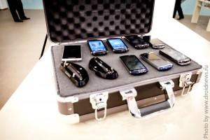 Свежачок от Sony Ericsson