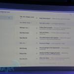 Gmail в Honeycomb