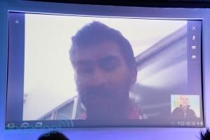 Видеочат в Android Honeycomb