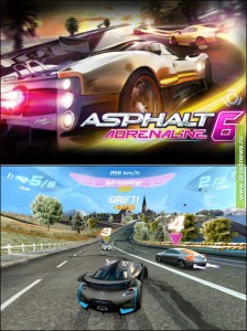 Asphalt 6. Adrenaline