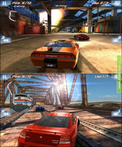 Fast Five. The movie official game