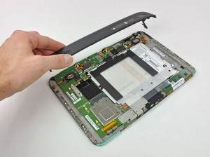 Motorola Xoom - продолжаем разборку