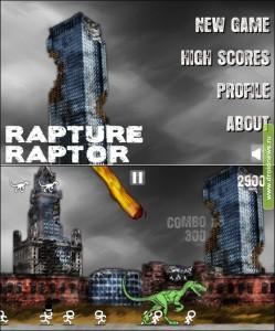 Rapture Raptor