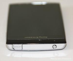 Sony Ericsson Xperia Arc - micro-hdmi, кнопка питания