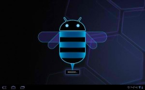 Android 3.0 Honeycomb Easter Egg