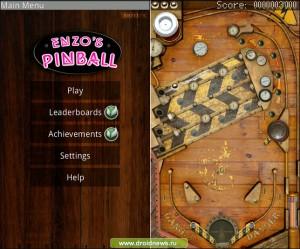 Enzo's Pinball