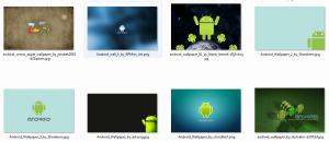 Android обои на рабочий стол