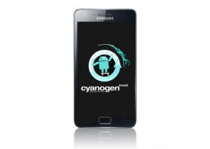 Samsung Galaxy S 2 & Cyanogen