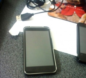 Не Google Nexus 3 от HTC