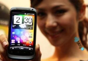 HTC Desire S обновление