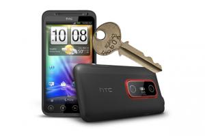 HTC EVO 3D S-OFF