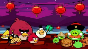 Angry Birds Moon Festival