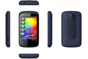 HTC Explorer MetallicNavy